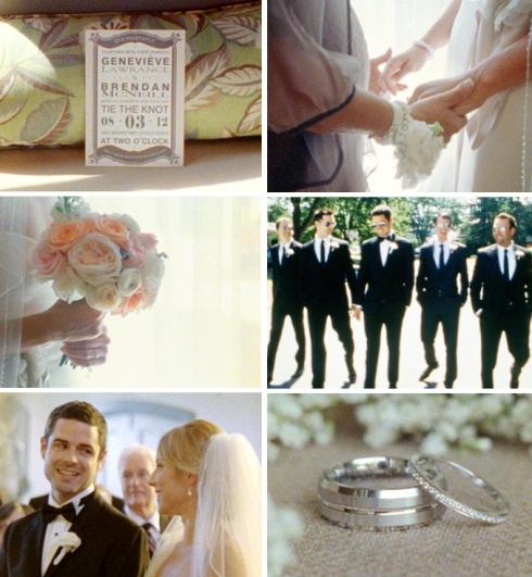 Ontario super 8 wedding film